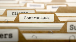 Joining the CCA as a contractor